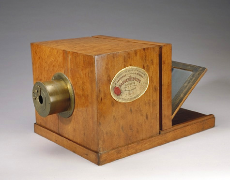 Worlds Oldest camera